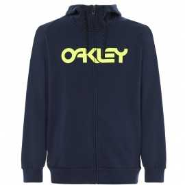 Sweat Oakley Mark II full zip fathom