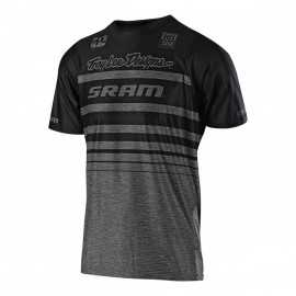 Maillot Troy lee designs Skyline Air Sram heather 2018