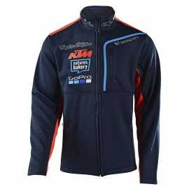Veste Troy lee designs Team KTM Pit Polar navy