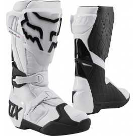 Bottes cross Fox Comp R white 2020