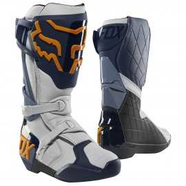 Bottes cross Fox Comp R navy orange 2019