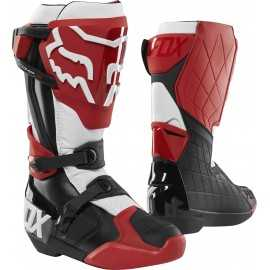 Bottes cross Fox Comp R red black white 2019