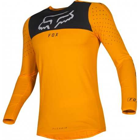 Maillot Fox Flexair Royl orange flame