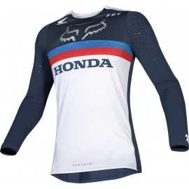 Maillot Fox Flexair Honda navy