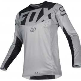Maillot Fox 360 Kila grey 2019