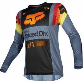 Maillot Fox 360 Murc blue steel