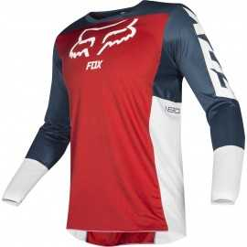 Maillot Fox 180 PRZM navy red 2019