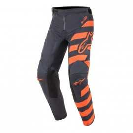 Pantalon Alpinestars Enfant Racer Braap anthracite orange fluo 2019