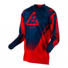 Maillot Cross Answer Syncron Drift red midnight 2019