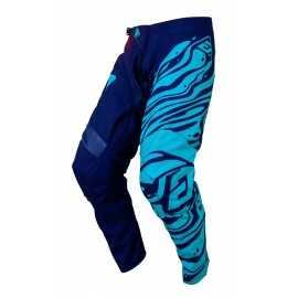 Pantalon Cross Answer Syncron Flow Astana indigo bright red 2019