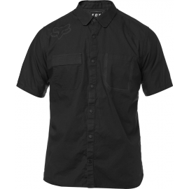 Chemise Fox homme Redplate Flexair black