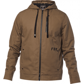 Veste Fox Mercer marron