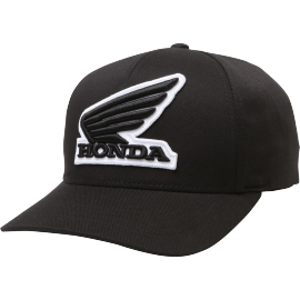 Casquette Fox Honda Flexfit black