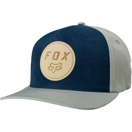 Casquette Fox Resolved Flexfit grey