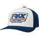 Casquette Fox Throwback 110 Snapback navy