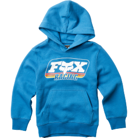 Sweat Fox enfant Throwback Pullover dusty blue