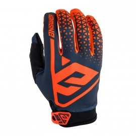Gants Cross Answer Enfant AR1 flo orange charcoal 2019