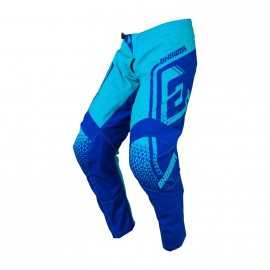 Pantalon Cross enfant Answer Syncron Drift astana reflex blue 2019