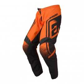 Pantalon Cross Answer enfant Syncron Drift flo orange charcoal 2019