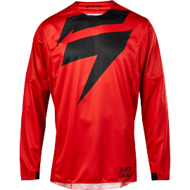 Maillot cross Shift 3Lack Mainline red 2019