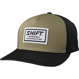 Casquette Shift Muse Snapback fatigue green
