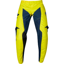 Pantalon Cross Shift enfant Whit3 York yellow navy 2019