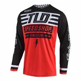 Maillot Troy lee designs GP Air Bolt red 2019