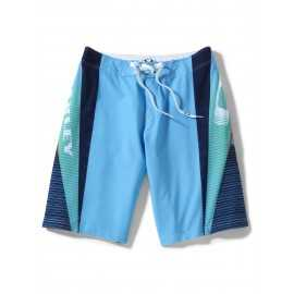Boardshort Oakley Gnarly wave bleu