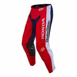 Pantalon Troy Lee Designs GP Honda white navy 2019