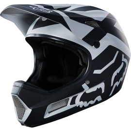 Casque Fox Rampage Comp Preme black chrome 2019
