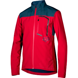 Veste Fox Attack Fire cardinal