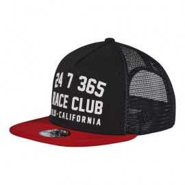 Casquette Troy lee designs Race Club Snapback red