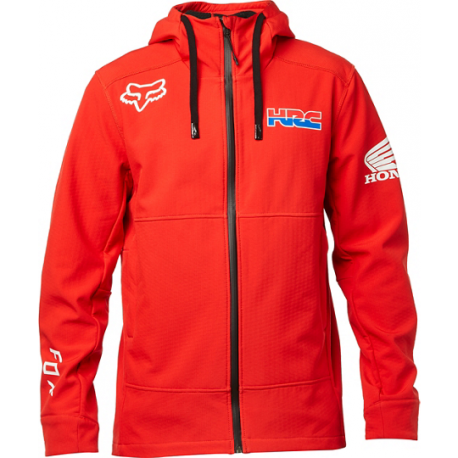 Veste Fox Honda HRC Pit rouge | Vetement