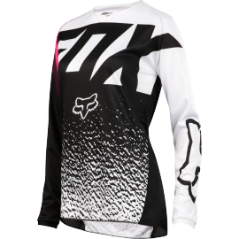 Maillot Fox Femme 180 black pink