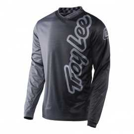 Maillot Troy lee designs GP 50/50 charcoal