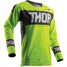 Maillot cross Thor Fuse Air S18 Bion lime