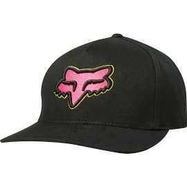 Casquette Fox Epicycle Flexfit Idol black pink