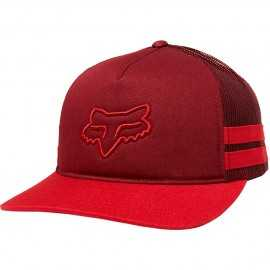 Casquette Fox Head Trik cranberry