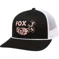 Casquette Fox Live Fast black
