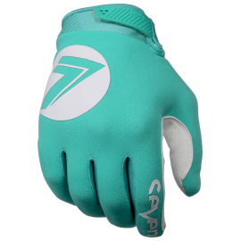 Gants cross Seven enfant Annex 7 Dot Aqua Lite 2019