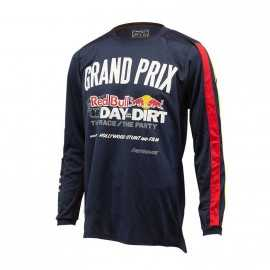 Maillot Fasthouse Red Bull Day Dirt navy