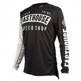 Maillot Fasthouse Block L1 black