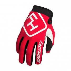 Gants Fasthouse Speed Style red