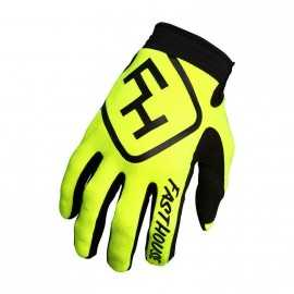 Gants Fasthouse Speed Style jaune fluo