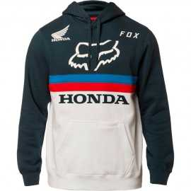 Sweat Fox Honda navy white