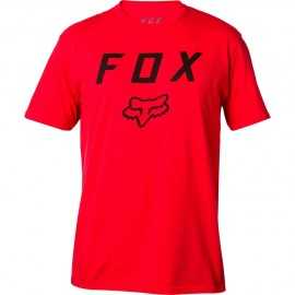 Tee-Shirt Fox Legacy Moth dark red