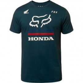 Tee-shirt Fox Honda premium navy 2019