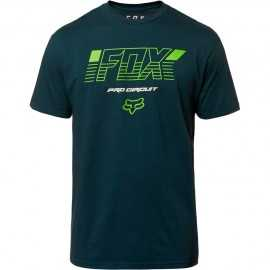 Tee-shirt Fox Pro Circuit navy