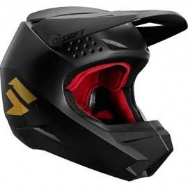 Casque cross Shift Edition Spéciale Whit3 black gold 2019