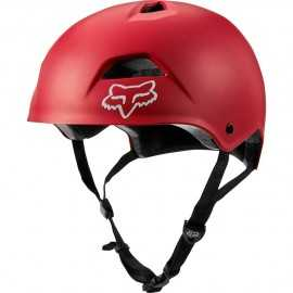 Casque bol Fox Flight Sport dark red 2019